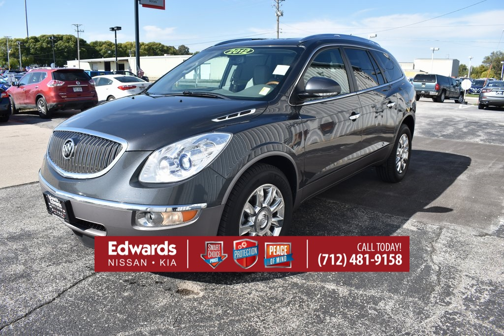 Pre-Owned 2012 Buick Enclave Premium Group