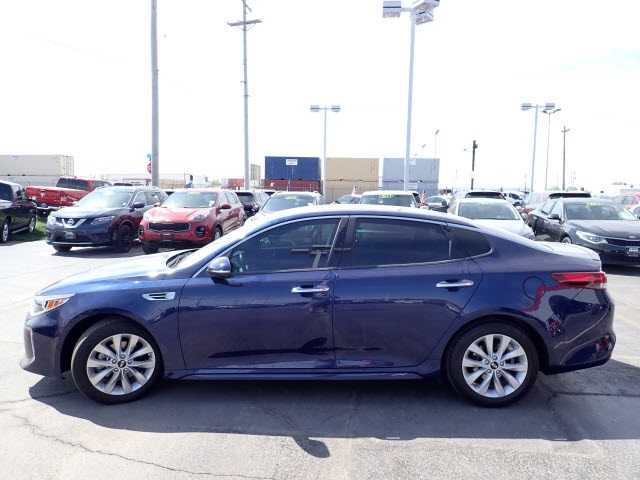 Certified Pre-Owned 2018 Kia Optima S
